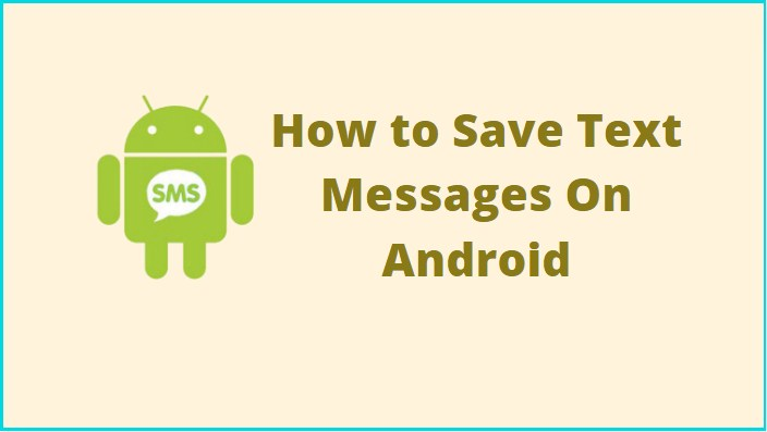 Text Messages On Android